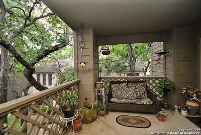 San Antonio Condo/Townhouse Back on Market: 3430 Turtle Village St #703