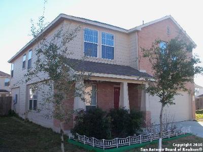 Converse Single Family Home For Sale: 3403 Aranda Fields