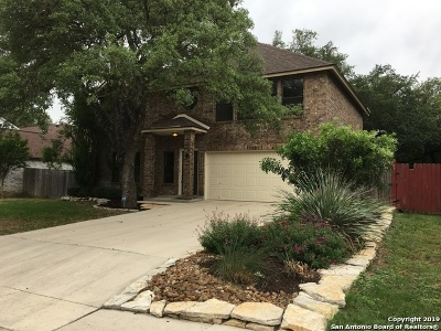 Single Family Home Active Option: 18823 Redrock Creek