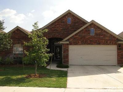 Converse Single Family Home For Sale: 8655 Gavel Dr