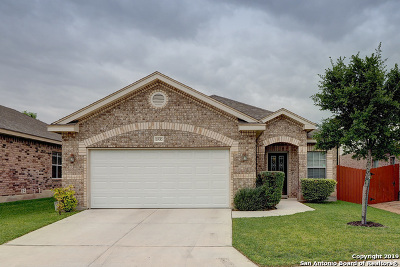 Helotes Single Family Home Active Option: 10430 Corvey Ln