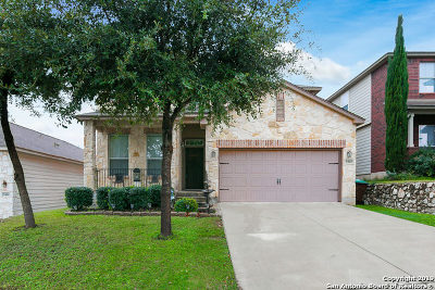Leon Valley Single Family Home Active Option: 5420 Nutmeg Trail