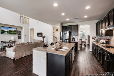 Boerne Single Family Home For Sale: 8027 Cibolo Valley
