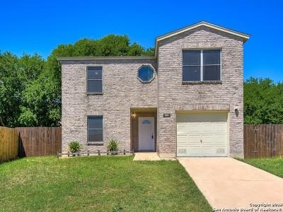 San Antonio Single Family Home Back on Market: 5519 Roanwood