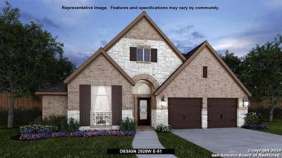 Boerne Single Family Home Price Change: 9803 Kremmen Place