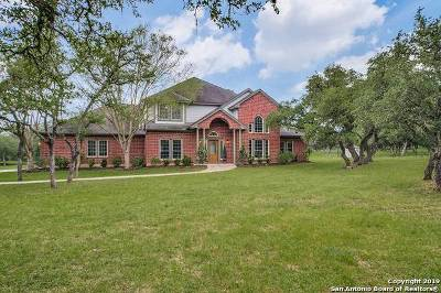 Boerne Single Family Home For Sale: 112 Cibolo Hollow N