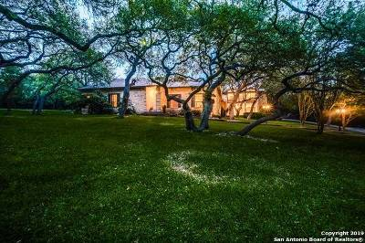 Boerne Single Family Home For Sale: 7752 Mountain Trail