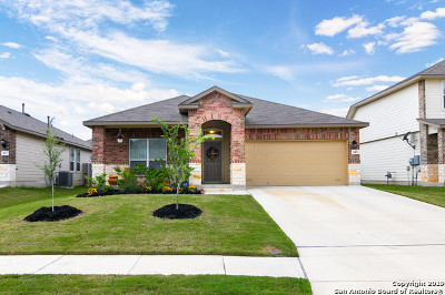 Cibolo Single Family Home For Sale: 541 Pearl Chase