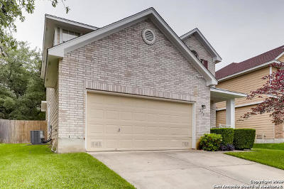 Stone Oak Single Family Home For Sale: 230 Red Hawk Ridge