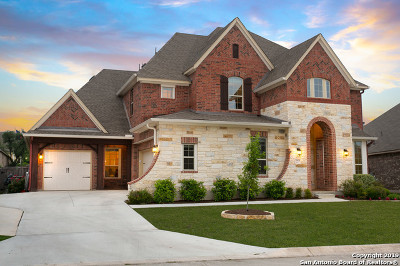 Boerne Single Family Home Price Change: 28831 Pfeiffers Gate