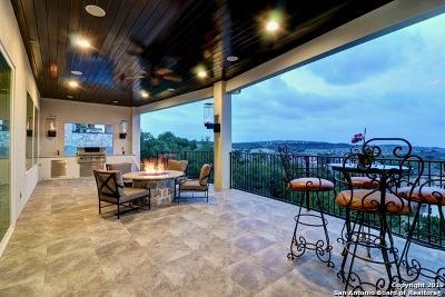 San Antonio Single Family Home Active Option: 23330 Seven Winds