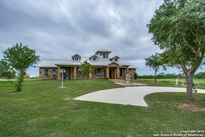 Atascosa County Single Family Home For Sale: 595 Wheeler Rd