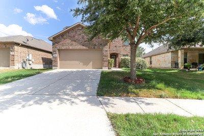 Cibolo Single Family Home For Sale: 409 Saddlehorn Way