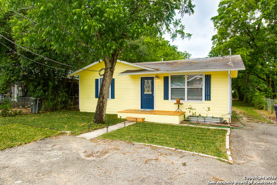 New Braunfels Single Family Home Price Change: 1722 Lee St