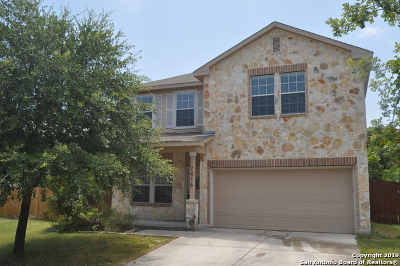Boerne Single Family Home Price Change: 7416 Paraiso Pt