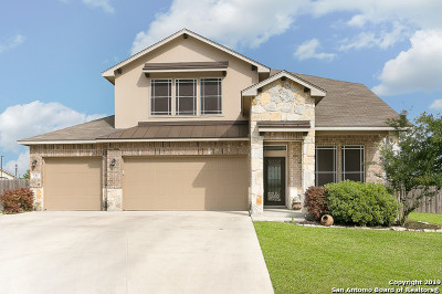 Cibolo Single Family Home For Sale: 232 Pevero