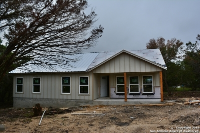 Spring Branch Single Family Home For Sale: 1283 Western Skies Dr