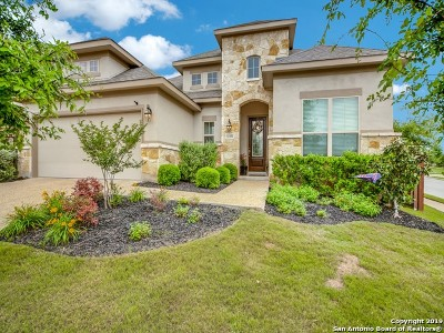 Bulverde Single Family Home Price Change: 32153 Tamarind Bend