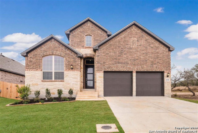 Bulverde Single Family Home Price Change: 1428 Nicholas Park