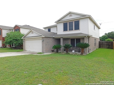 Bexar County Single Family Home For Sale: 1323 Creek Knoll