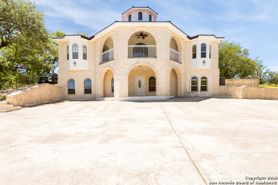 Helotes Single Family Home For Sale: 20124 High Bluff Rd
