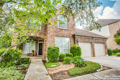 The Vineyard Single Family Home Price Change: 18903 Brookwood Forest