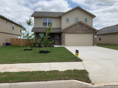 Cibolo Single Family Home For Sale: 212 Grand Rapids