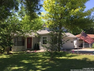 New Braunfels Single Family Home Price Change: 349 W Merriweather St