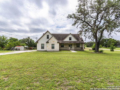 San Marcos Single Family Home For Sale: 3600 Lime Kiln Rd