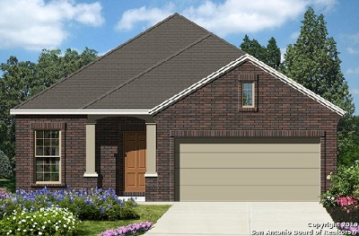 Cibolo Single Family Home For Sale: 409 Saddle Vista