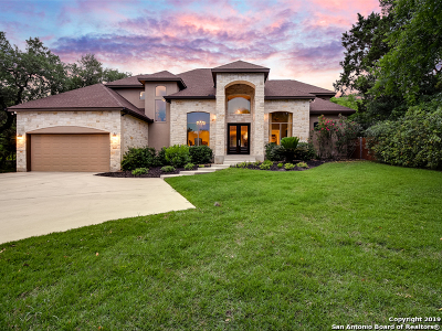 Single Family Home Price Change: 3701 Menger