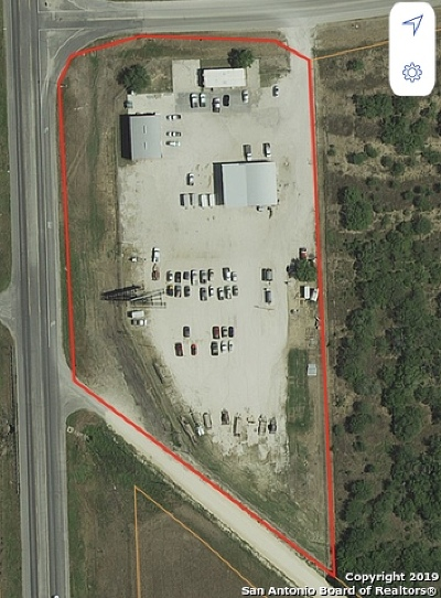 Commercial For Sale: 170 Fm 632