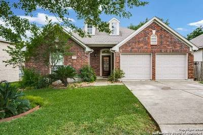 San Antonio Single Family Home Back on Market: 5 Marella Dr