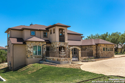 San Antonio Single Family Home Back on Market: 2818 Roan Creek