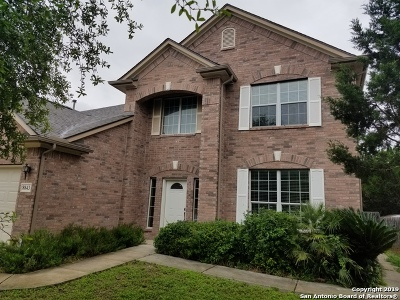 Helotes Single Family Home For Sale: 8843 Brocken Frst