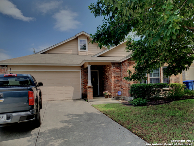 San Antonio Single Family Home Back on Market: 7806 Mainland Woods