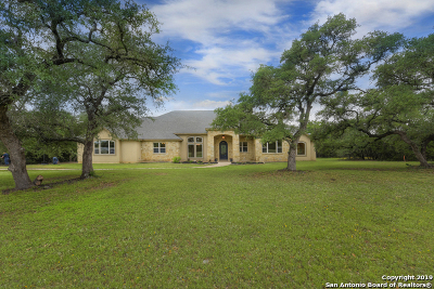 Spring Branch Single Family Home For Sale: 219 Ridge Point