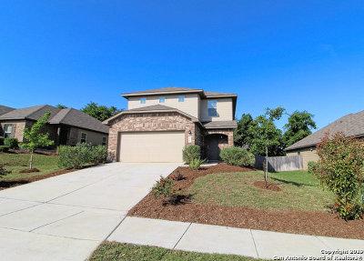 Schertz Single Family Home Active Option: 512 Livingston Dr
