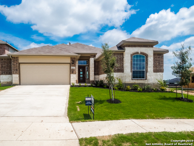 Schertz Single Family Home For Sale: 12527 Barr Way