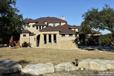 San Antonio Single Family Home For Sale: 1207 Silent Hollow