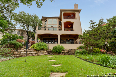 Canyon Lake Single Family Home Price Change: 929 Village Shore Dr