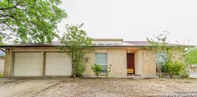 Schertz Single Family Home Active Option: 4902 Brookhead Ln