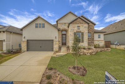 San Antonio Single Family Home For Sale: 3804 Monteverde Way