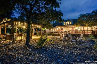 Spring Branch Farm & Ranch For Sale: 1162, 1170 Thunder Cloud