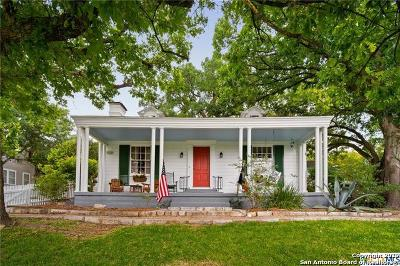 San Marcos Single Family Home Price Change: 904 Burleson St