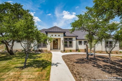 Fair Oaks Ranch Single Family Home For Sale: 31410 Stephanie Way