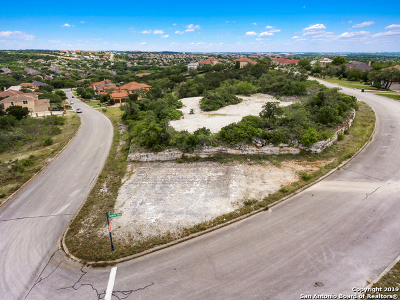 Helotes Residential Lots & Land For Sale: 422 Tulorosa Ridge