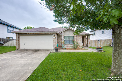 New Braunfels Single Family Home For Sale: 338 Stone Park