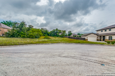 Helotes Residential Lots & Land For Sale: 13411 Wind Ridge