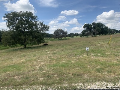 La Vernia Residential Lots & Land For Sale: Lot 7b Whitetail Dr